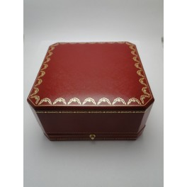 rare swiss made CARTIER watch box
