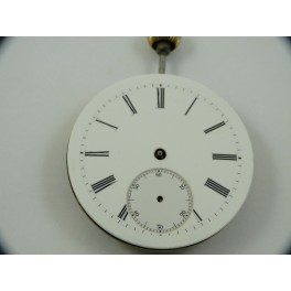 rare swiss made high grade movement with extra fine microregulation for parts