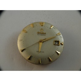 rare swiss made OMEGA AUTOMATIC dial+hands+movementCALIBER 503