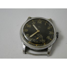 rare swiss made KLUS military wriswatch